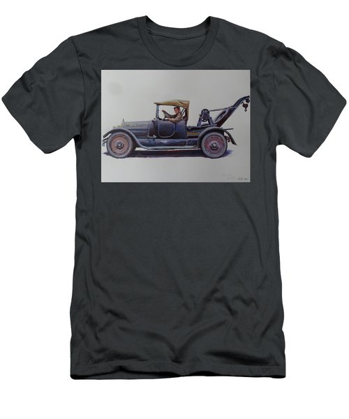 Mystery Wrecker 1930. Men's T-Shirt (Slim Fit) by Mike  Jeffries