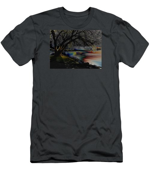 Mystic Sunset Cereal Men's T-Shirt (Athletic Fit)