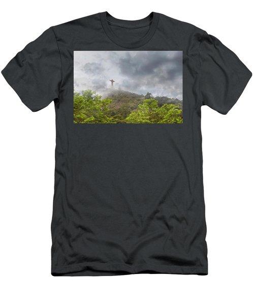 Mystical Moment Men's T-Shirt (Athletic Fit)