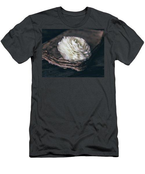 Men's T-Shirt (Athletic Fit) featuring the photograph Mystique by Kim Hojnacki