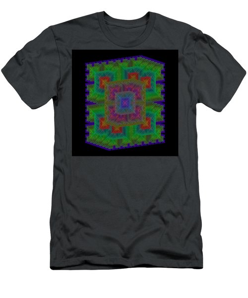 Nadiations Men's T-Shirt (Athletic Fit)