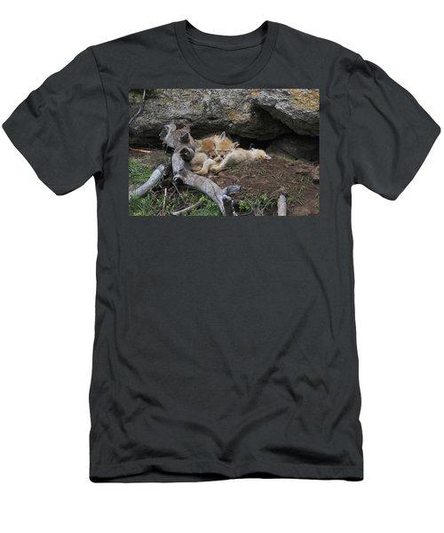 Nap Time Men's T-Shirt (Athletic Fit)