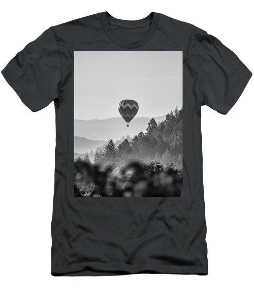 Napa Balloon Men's T-Shirt (Athletic Fit)