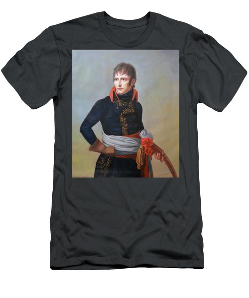 Napoleon Bonaparte As First Consul Men's T-Shirt (Athletic Fit)