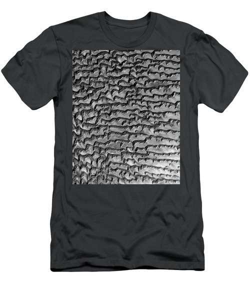Nasa Image-rub' Al Khali, Arabia-3 Men's T-Shirt (Athletic Fit)