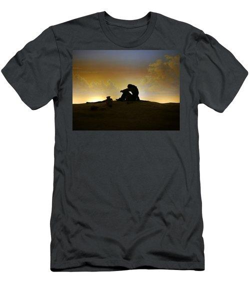 Nassau - Marooned Men's T-Shirt (Athletic Fit)