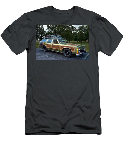 National Lampoons Vacation Truckster Replica Men's T-Shirt (Athletic Fit)