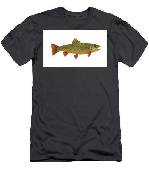 Native Brook Trout Men's T-Shirt (Athletic Fit)