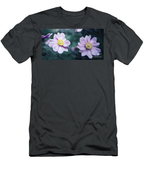 Men's T-Shirt (Slim Fit) featuring the photograph Natural Beauty by Hannes Cmarits