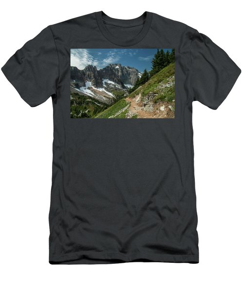 Natural Cathedral Men's T-Shirt (Athletic Fit)