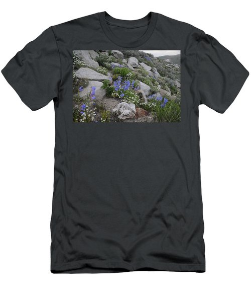Natural Garden Men's T-Shirt (Slim Fit) by Jenessa Rahn