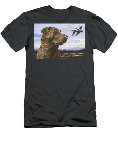 Natural Instinct - Chessie Men's T-Shirt (Athletic Fit)