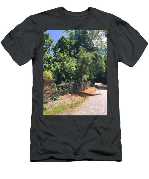 Natural Journey Men's T-Shirt (Athletic Fit)