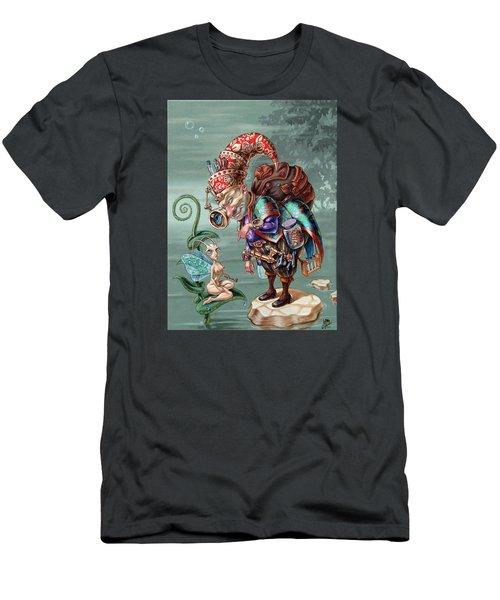 Naturalist Men's T-Shirt (Athletic Fit)