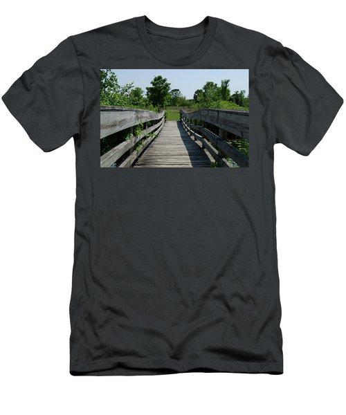 Nature Bridge Men's T-Shirt (Athletic Fit)