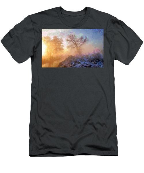 Nature Poetry Men's T-Shirt (Athletic Fit)