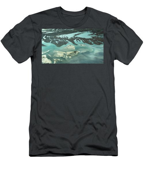 Natures Art On Barnegat Bay Men's T-Shirt (Athletic Fit)