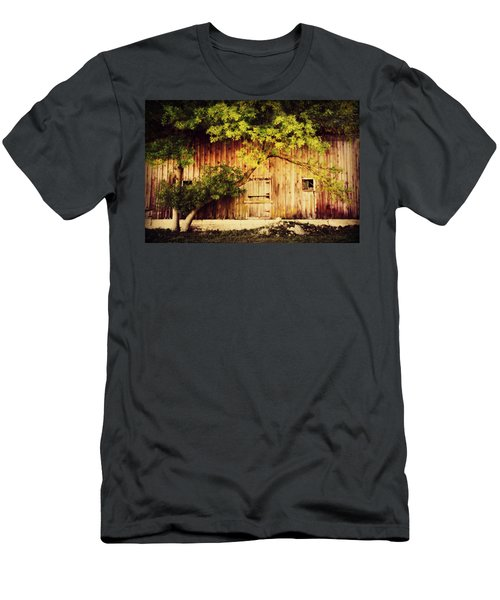 Natures Awning Men's T-Shirt (Athletic Fit)