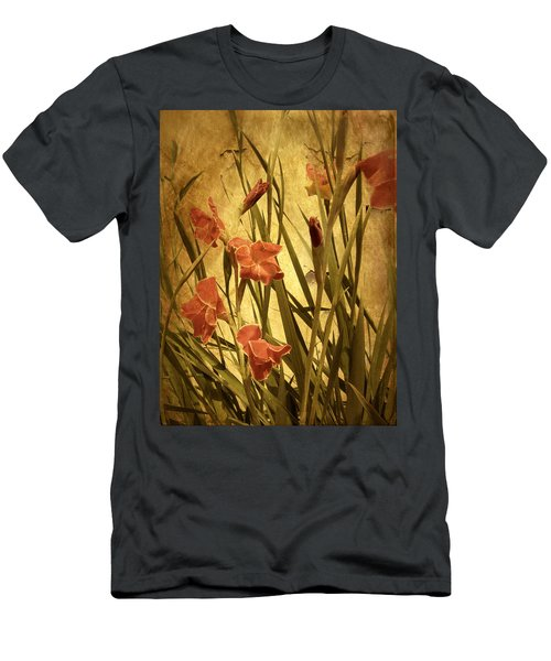 Nature's Chaos In Spring Men's T-Shirt (Athletic Fit)
