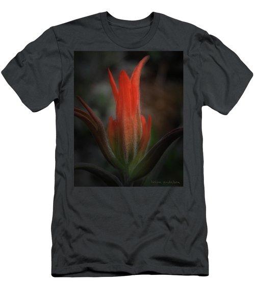 Nature's Fire Men's T-Shirt (Athletic Fit)