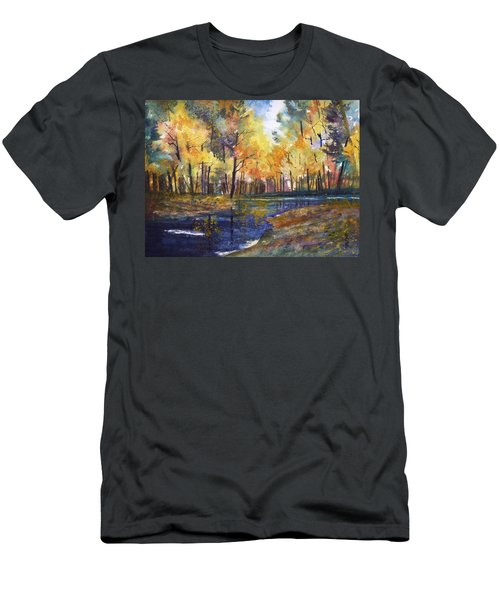 Nature's Glory Men's T-Shirt (Athletic Fit)