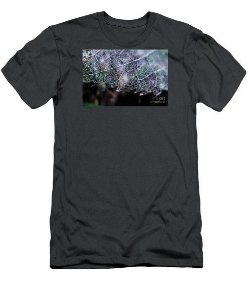 Nature's Lace Men's T-Shirt (Slim Fit) by Rebecca Davis