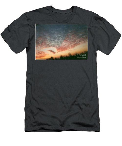 Natures Palette Men's T-Shirt (Athletic Fit)