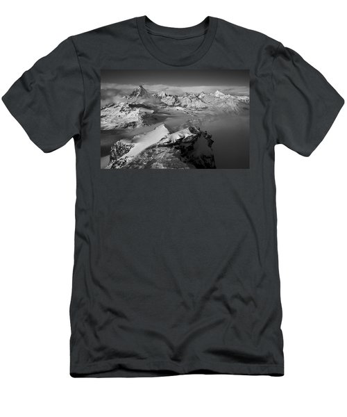 Natures Pyramids Men's T-Shirt (Athletic Fit)