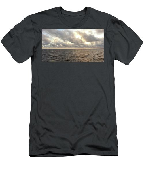 Men's T-Shirt (Athletic Fit) featuring the photograph Nature's Realm by Robert Knight
