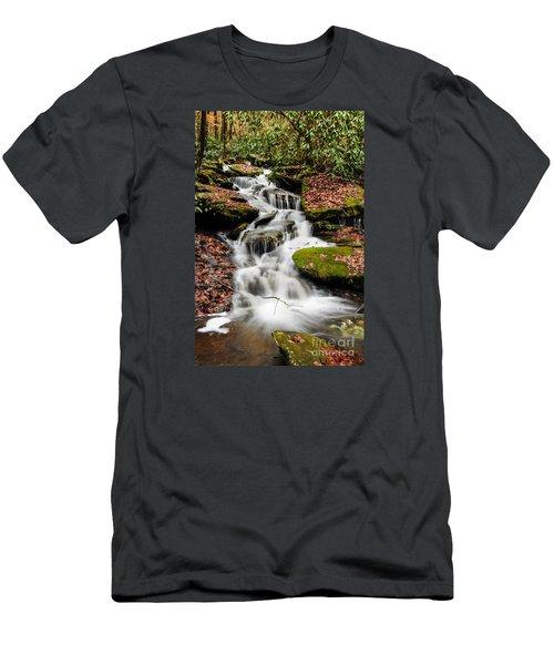 Natures Surprise Men's T-Shirt (Athletic Fit)