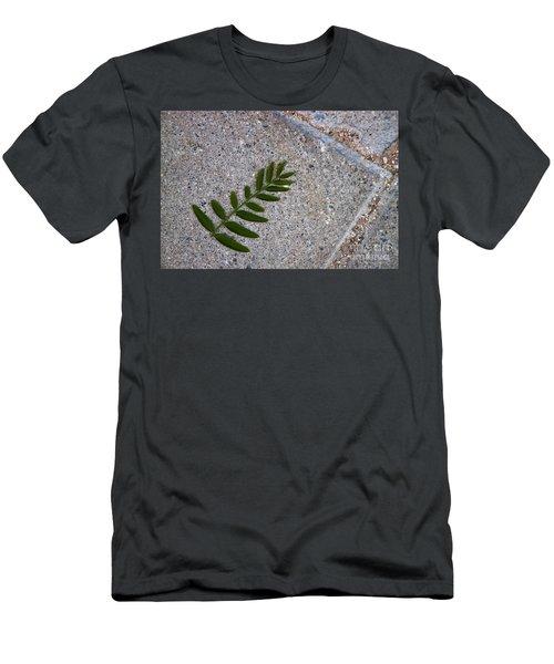 Nature's Trace Men's T-Shirt (Athletic Fit)
