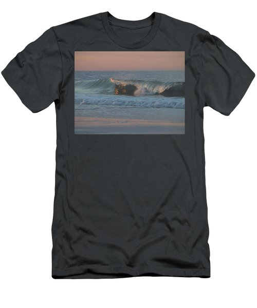 Natures Wave Men's T-Shirt (Athletic Fit)
