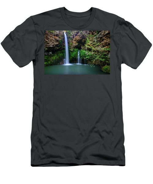 Nature's World Men's T-Shirt (Athletic Fit)