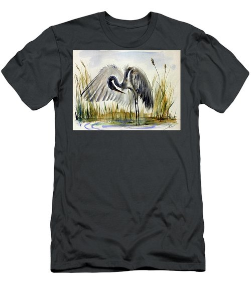 Near The Pond 3 Men's T-Shirt (Athletic Fit)