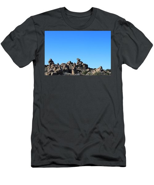 Men's T-Shirt (Athletic Fit) featuring the photograph Near Wickenburg, Az by Antonio Romero