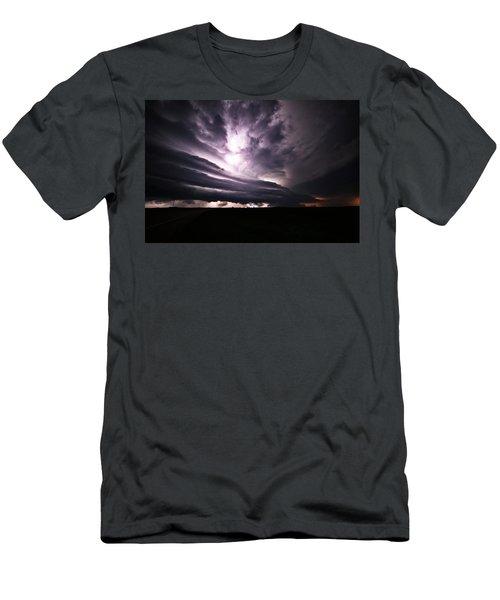 Nebraska Beast Men's T-Shirt (Athletic Fit)