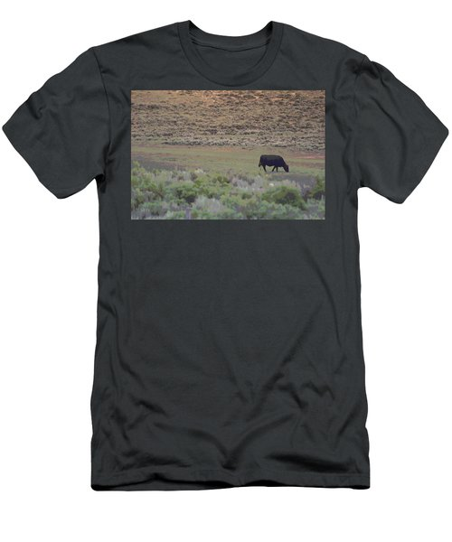 Nebraska Farm Life - The Farm Men's T-Shirt (Athletic Fit)