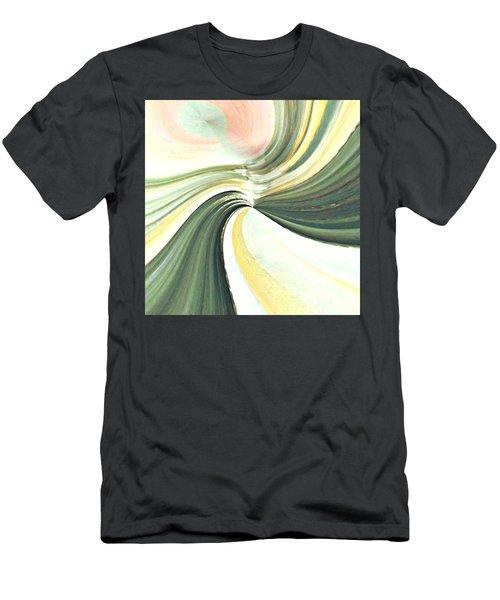 Neopolitan Ice Cream  Men's T-Shirt (Athletic Fit)