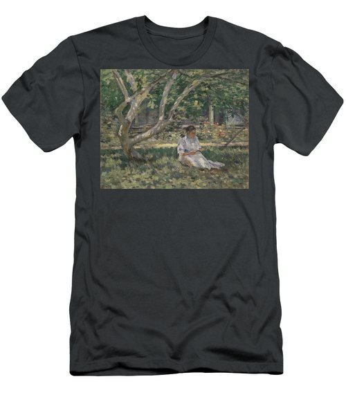 Nettie Reading Men's T-Shirt (Athletic Fit)