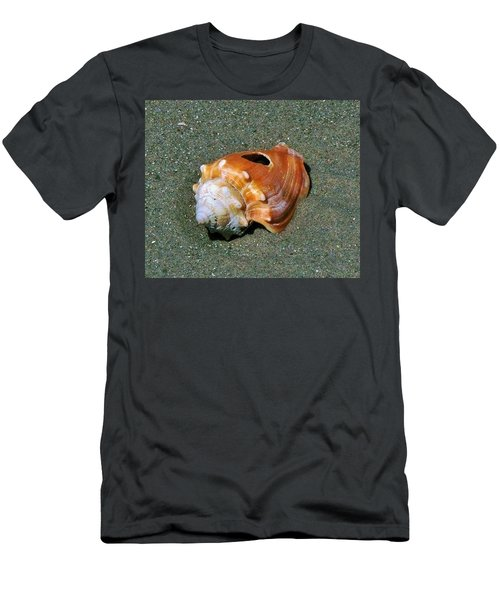 Men's T-Shirt (Slim Fit) featuring the photograph Never Look To Close by John Glass