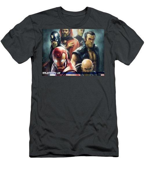 New Avengers Men's T-Shirt (Athletic Fit)