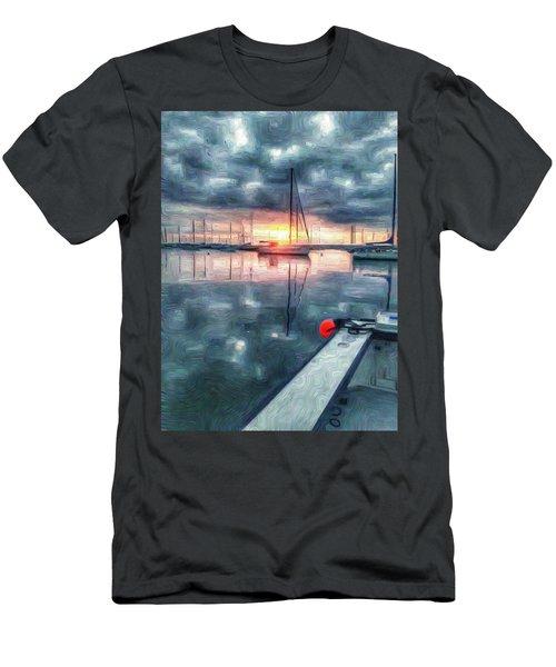 New Dawn Owen Park Men's T-Shirt (Athletic Fit)