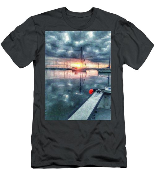 New Dawn Owen Park Men's T-Shirt (Athletic Fit)