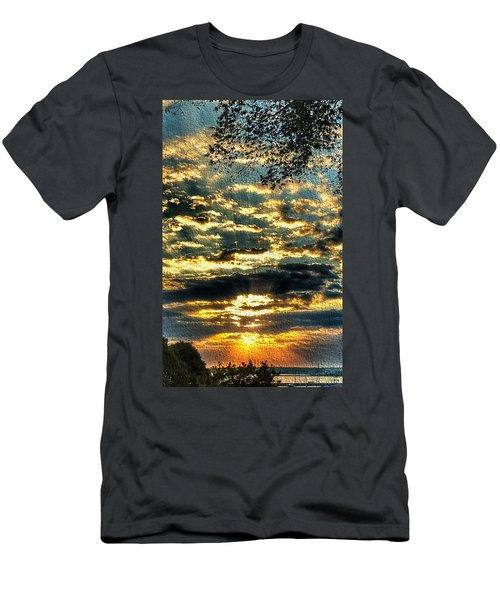 New Day Arrives Owen Park Men's T-Shirt (Athletic Fit)