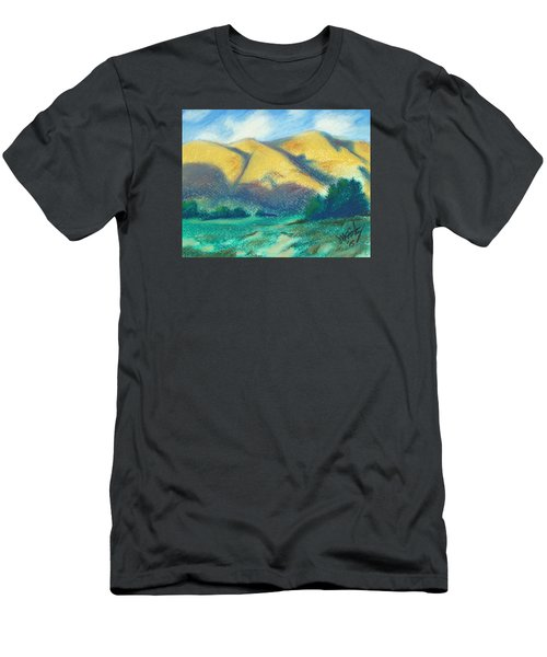 New Mexico Hills Men's T-Shirt (Athletic Fit)