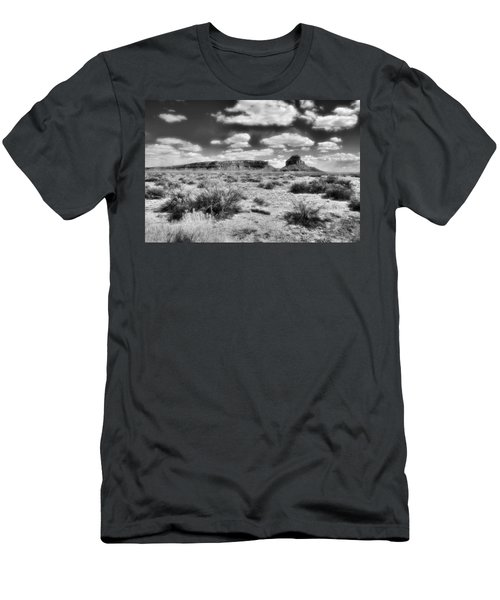 New Mexico Men's T-Shirt (Slim Fit) by Jim Walls PhotoArtist