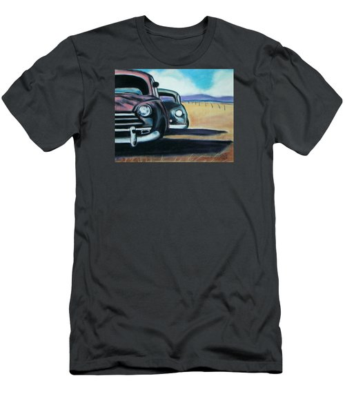 New Mexico Junkyard Men's T-Shirt (Athletic Fit)