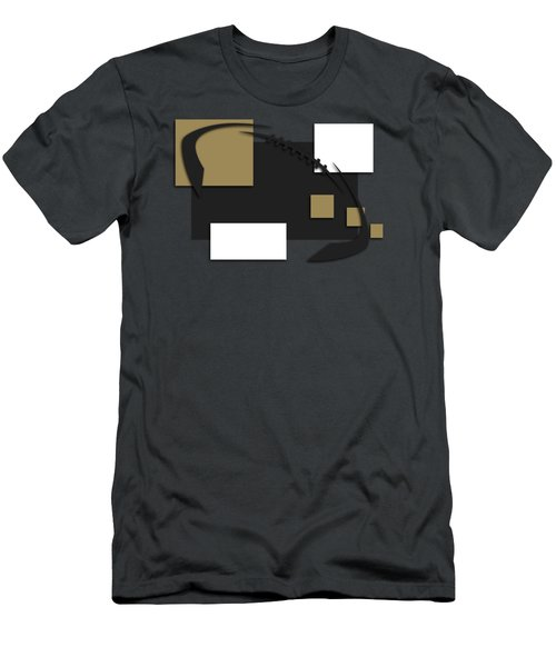 New Orleans Saints Abstract Shirt Men's T-Shirt (Athletic Fit)
