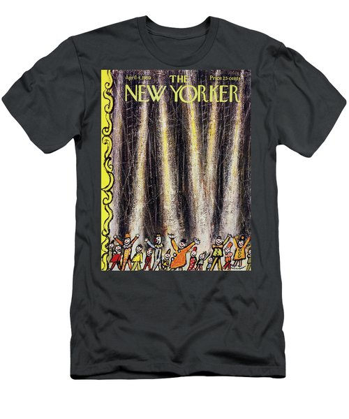 New Yorker April 4 1959 Men's T-Shirt (Athletic Fit)