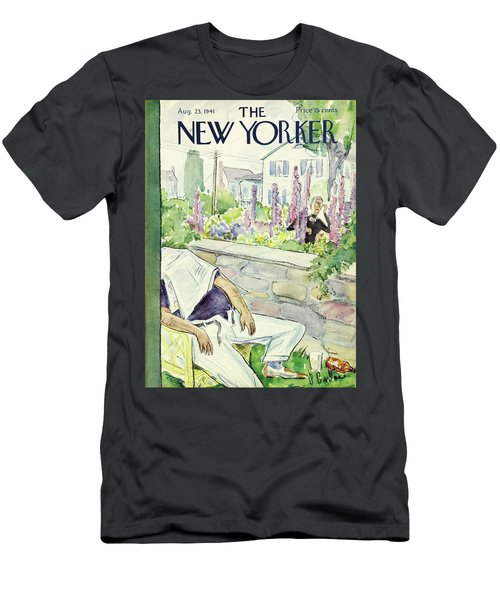New Yorker August 23 1941 Men's T-Shirt (Athletic Fit)